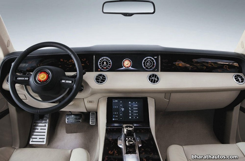 Hongqi L5 Chinese Luxury Car Is More Expensive Than Rr Ghost