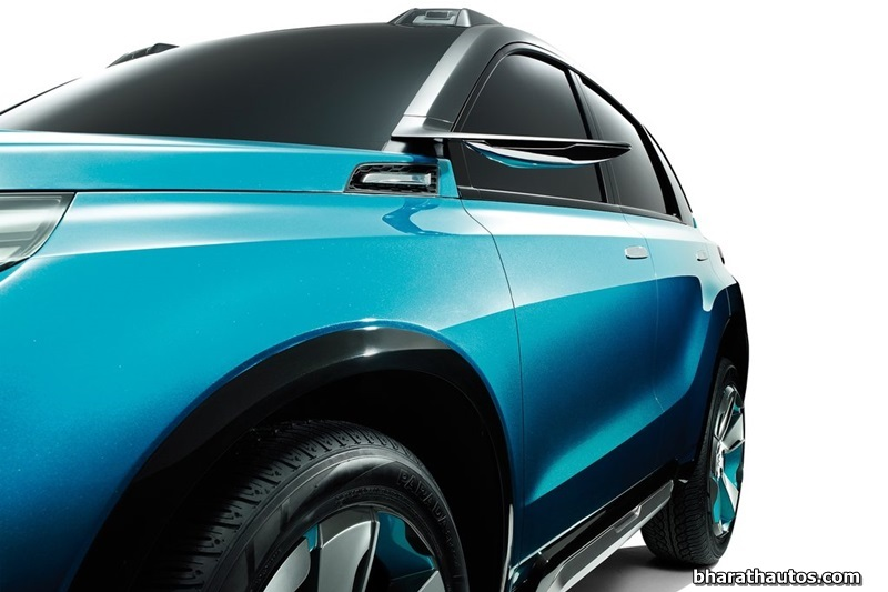 Suzuki iV-4 SUV production version to debut in October, launch in 2015