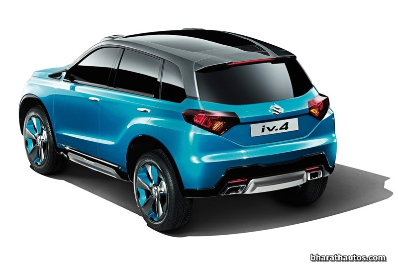 new car launches of 2015Suzuki iV4 SUV production version to debut in October launch in 2015