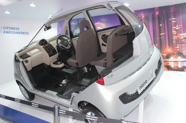 Tata Motors To Launch The First Affordable Diesel Amt Car