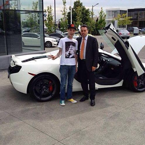 deadmau5-new-mclaren-650s-white