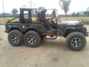 modified-willys-jeep-6x6-india