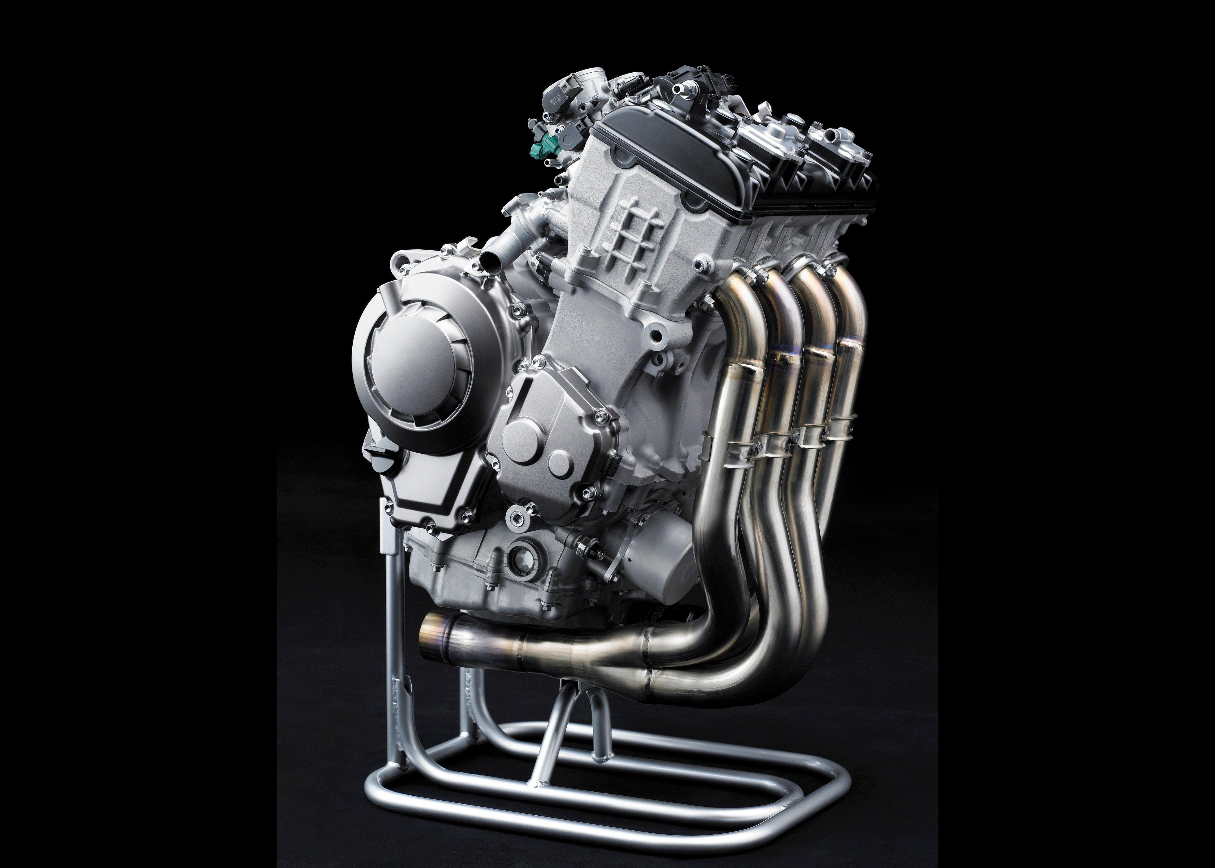 Used Kawasaki Engines