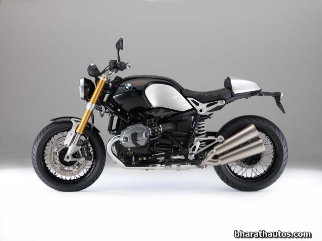 bmw r nine t cafe racer launched in india at rs 23 5 lakh. Black Bedroom Furniture Sets. Home Design Ideas