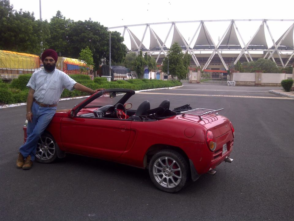 See more pictures of Maruti 800 convertible –