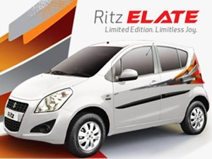 maruti-ritz-elate-limited-edition-launched