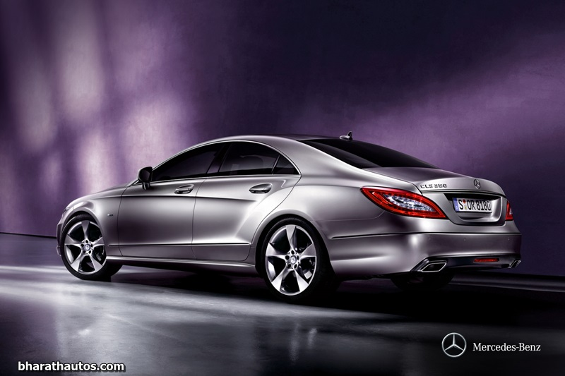 Mercedes benz india launched the stylish cls 350 model for Most reliable mercedes benz models