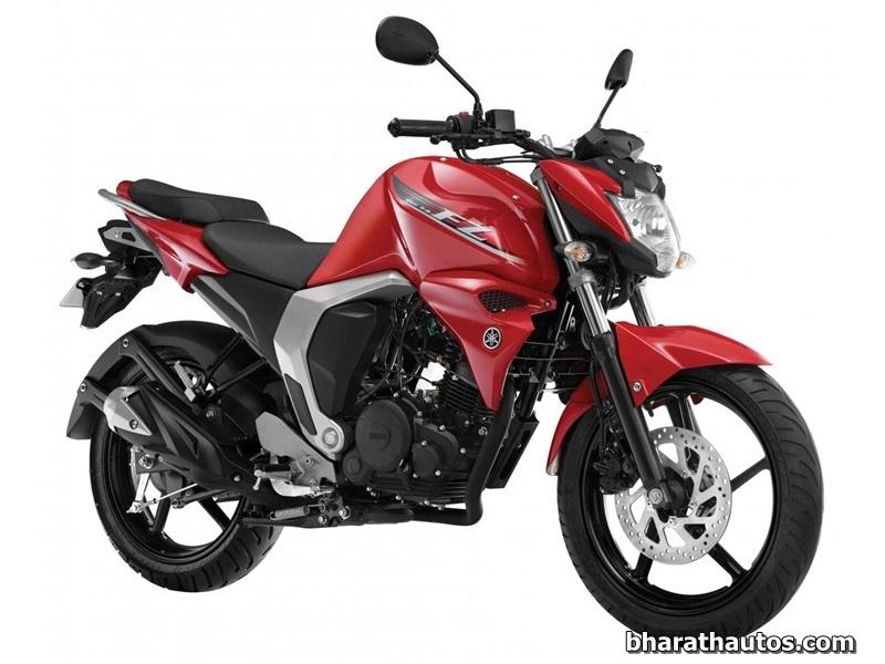 Yamaha Ray, FZ-S and Fazer production stopped - ZigWheels
