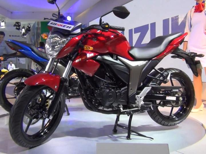 Suzuki Gixxer 155 complete details-out & prices revealed ...