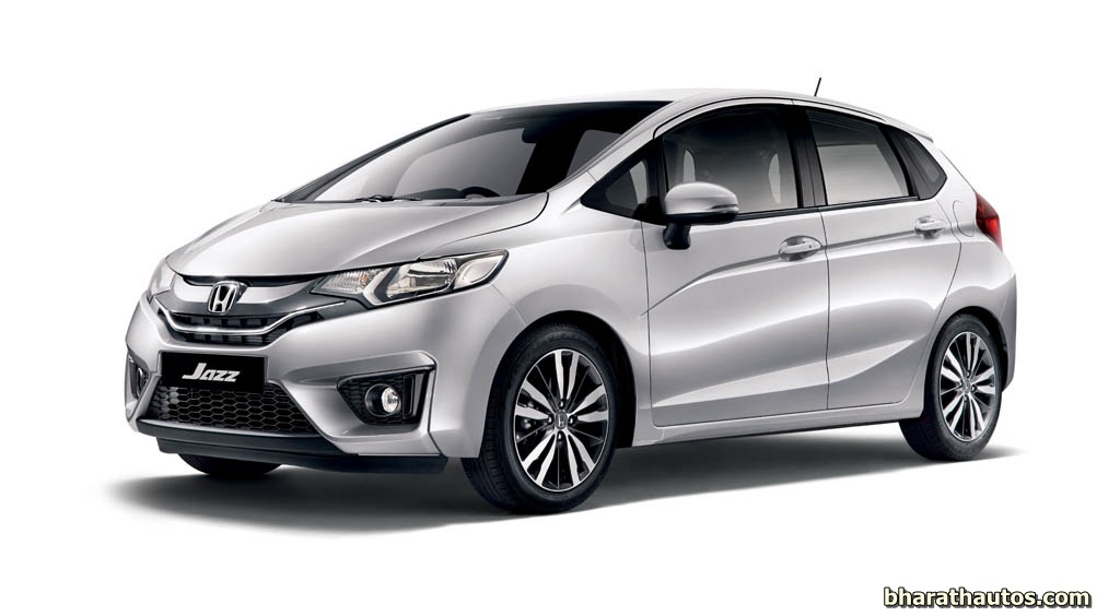 2014 Honda Jazz – FrontView