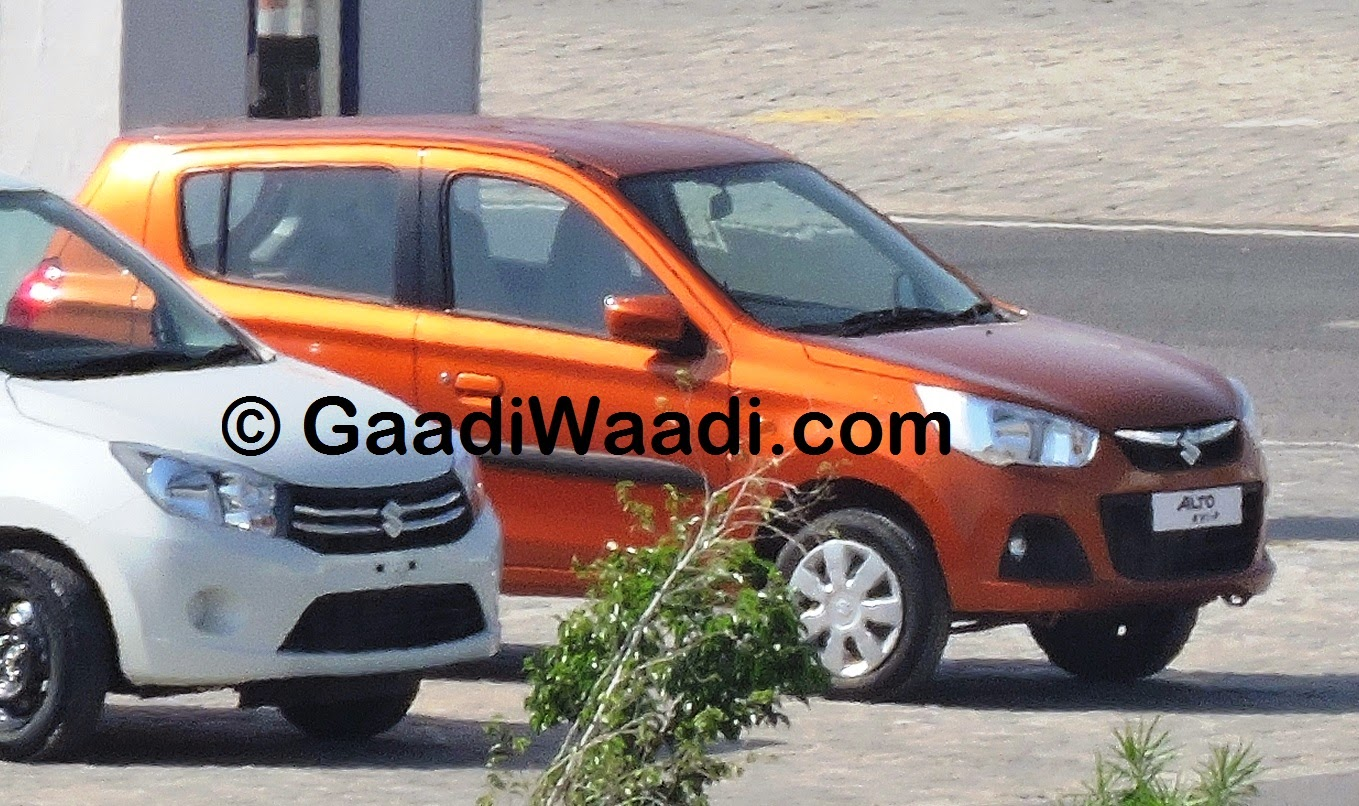 New 2015 maruti alto k10 facelift 001