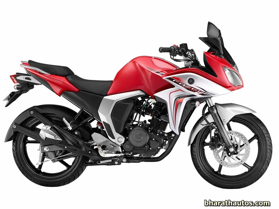 Yamaha Fazer Fi Version 2 0 Launched In India Rs 83 850