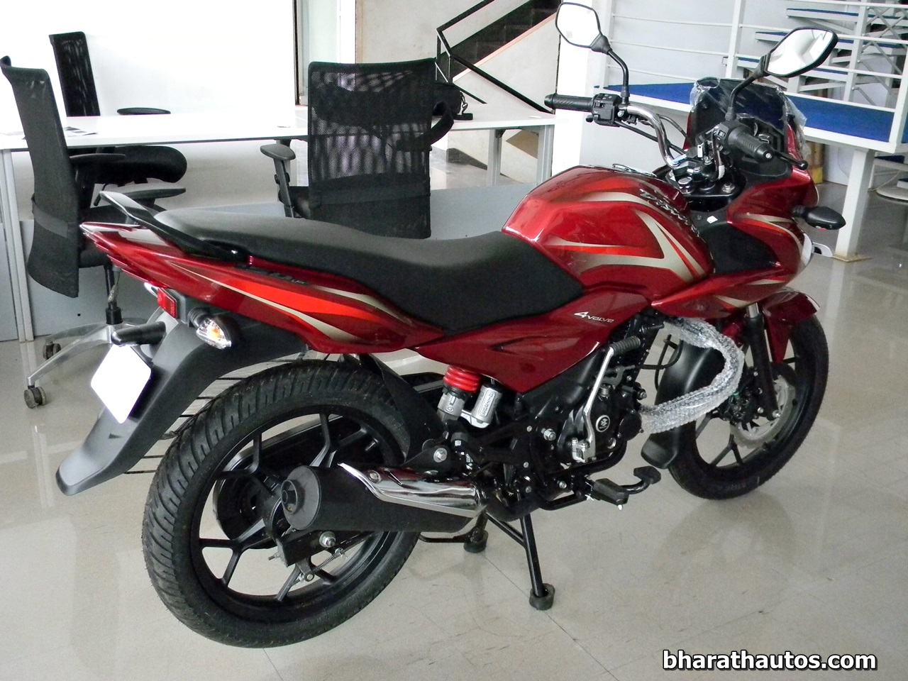 Bajaj Discover 150 Modified