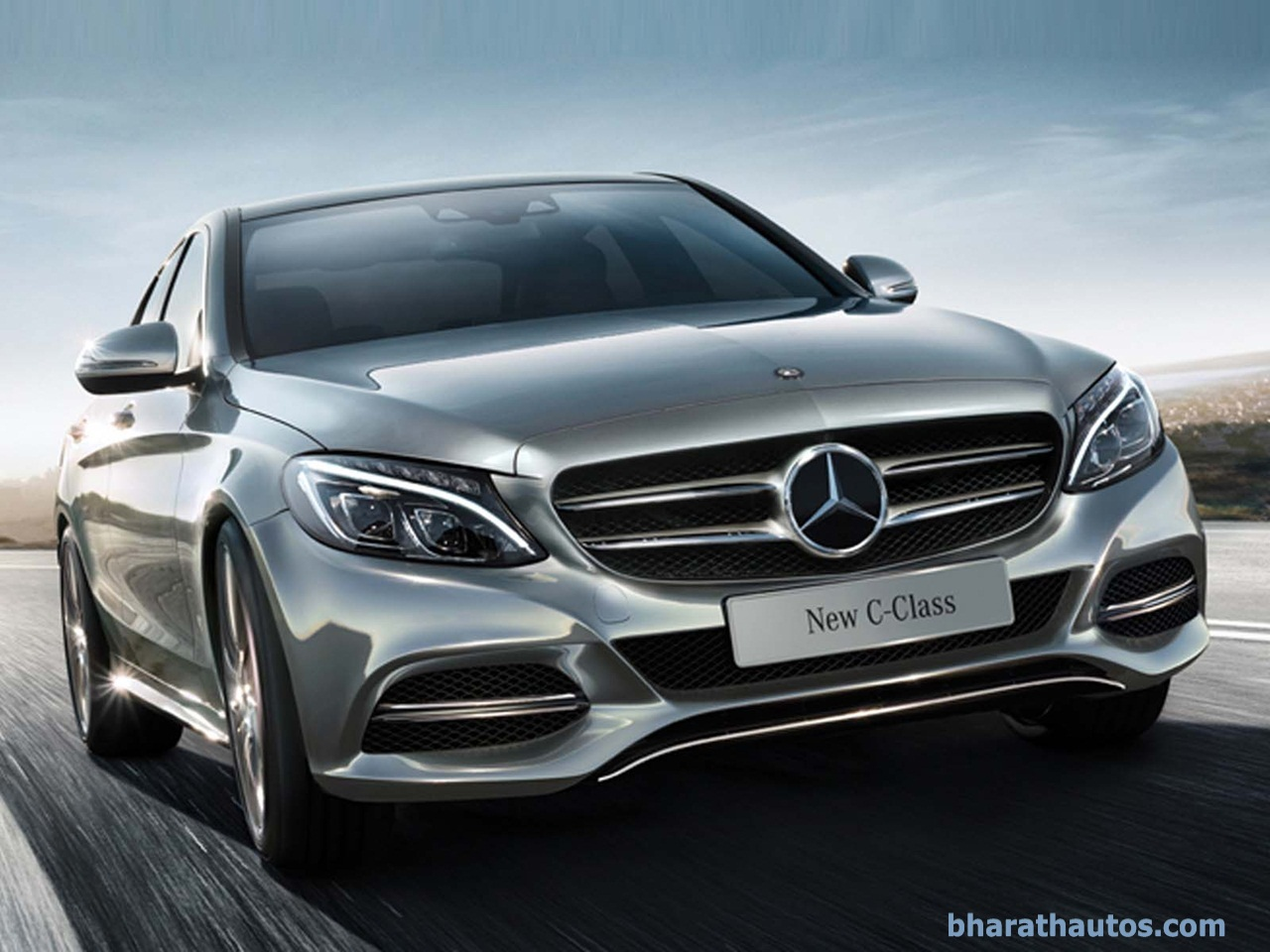2015 mercedes benz c class launched from rs lakh for Mercedes benz 2014 c class price