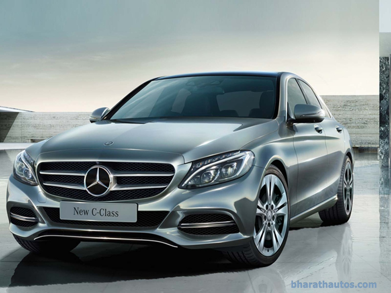2015 mercedes benz c class launched from rs lakh. Black Bedroom Furniture Sets. Home Design Ideas