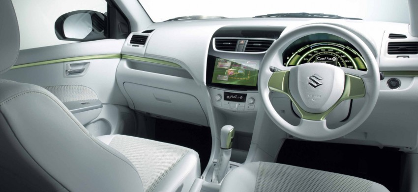 Maruti Suzuki Swift Interior Photos