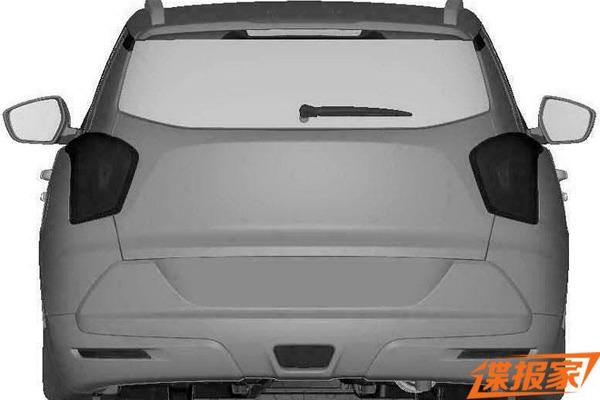 ssangyong-xiv-x100-sketches-leaked-rear
