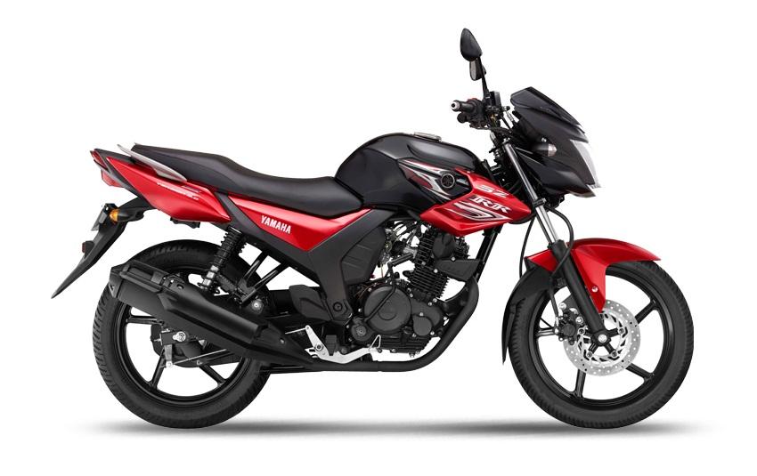 Yamaha Sz  Review