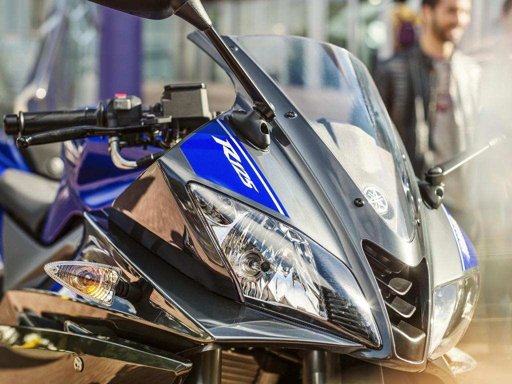Yamaha YZF-R125 Imported won't be launched in India - BharathAutos