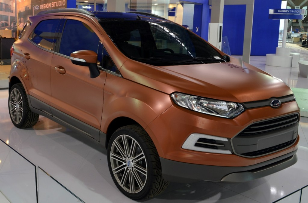 Image Result For Ford Ecosport Titanium Interior
