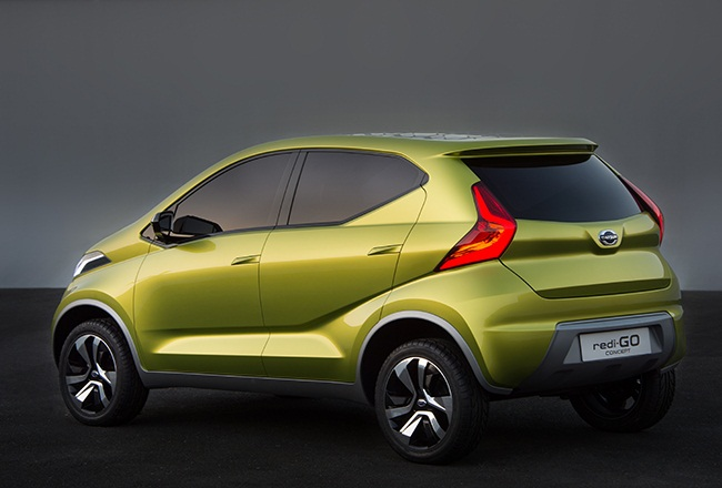 new car launches may 2015Datsun Compact SUV  based on rediGo Concept launch by May2015