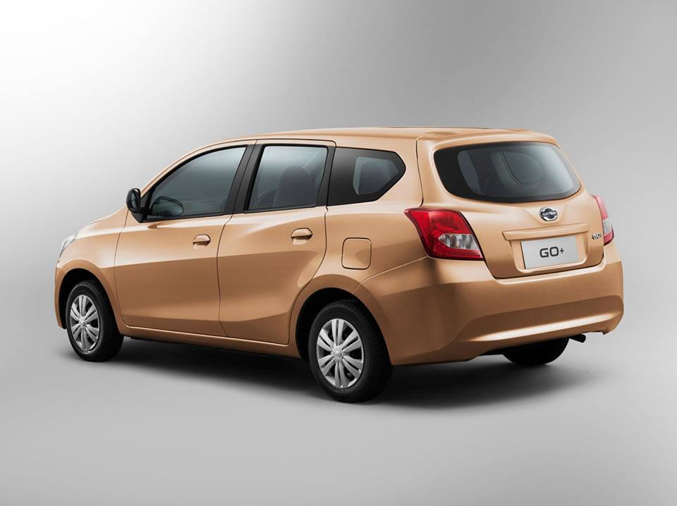 Datsun GO+ 7-seater MPV: Datsun's second model in India