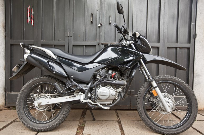 Hero MotoCorp working on a bigger Impulse for 2015?