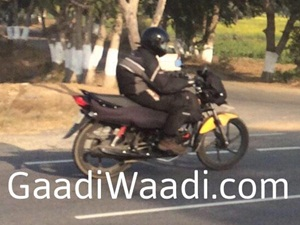 hero-passion-facelift-with-new-engine-spied