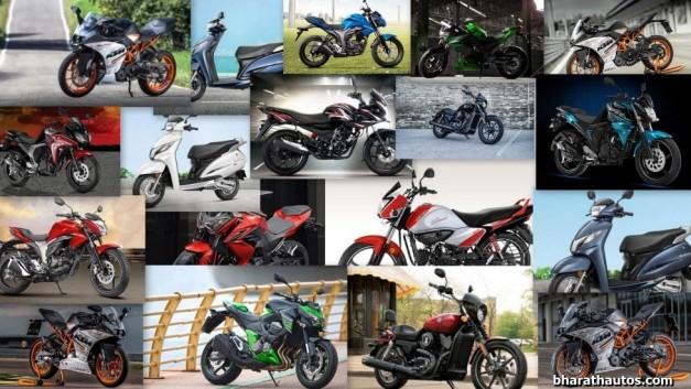 bharathautos-com-2014-top-five-bikes-list