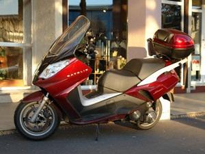 mahindra-150cc-scooter