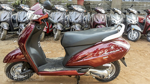 Honda Activa 3G - a minor upgrade for 2015, launch tomorrow
