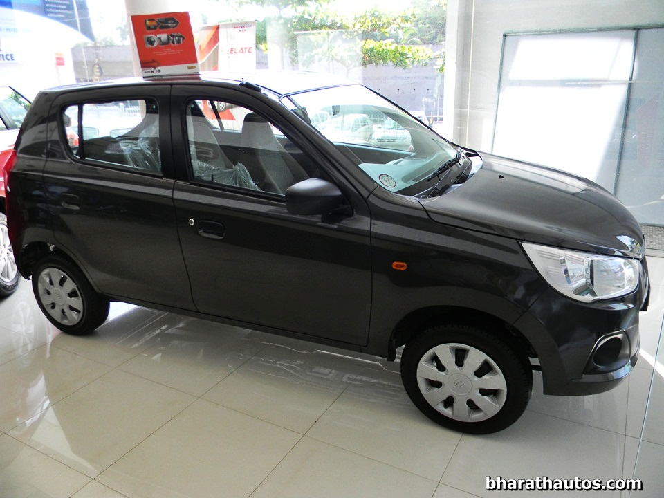 new maruti alto k10 detailed review and live gallery