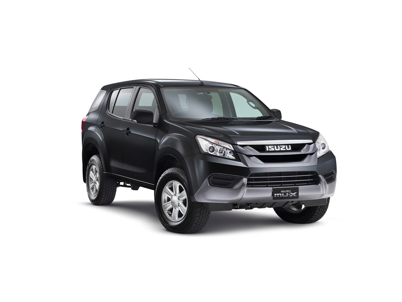 Isuzu is readying-up the MU-X SUV for an Indian launch