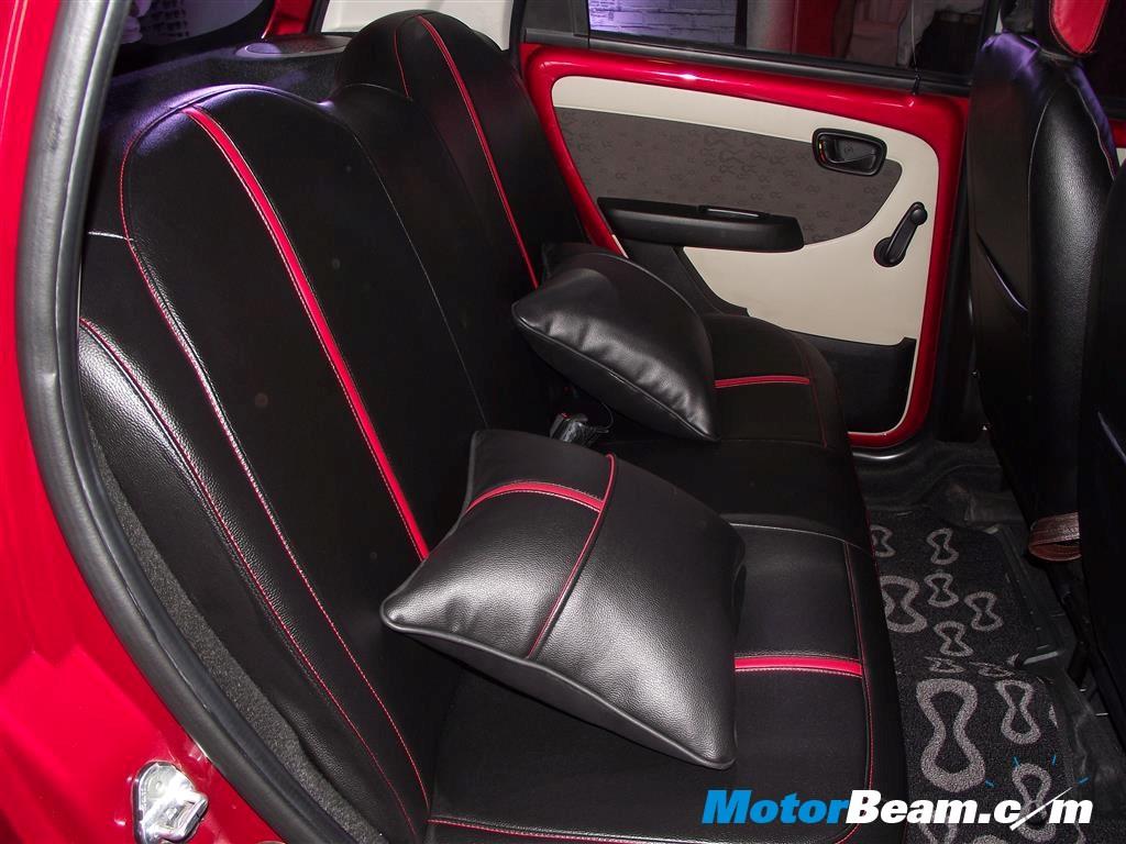 Design of tata nano car - Tata Genx Nano Accessories Seat Covers
