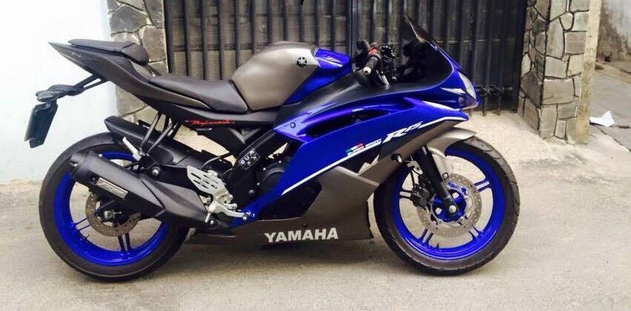 Yamaha R Version  Modified Graphics