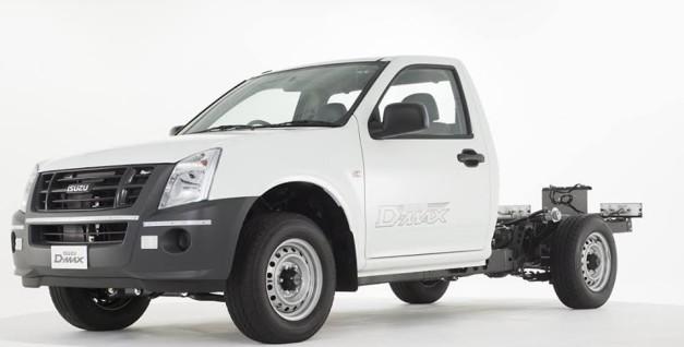 isuzu-d-max-cab-chassis-variant-india