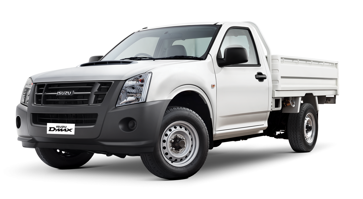 Isuzu D Max Single Cab Air Conditioned And Cab Chassis