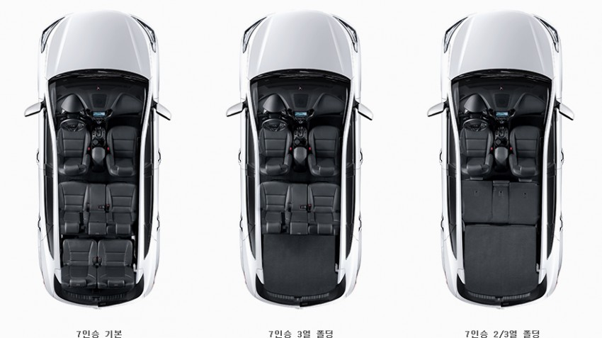 Updated Hyundai Santa Fe Unveiled To Be Launched Later