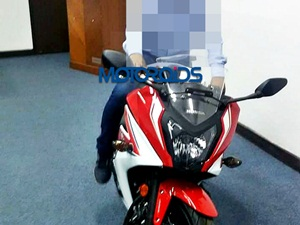 honda-cbr650f-appears-at-dealership