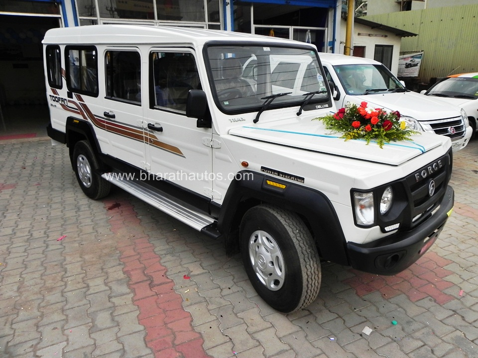 Force Motors Launched Air Conditioned Trax Toofan Deluxe