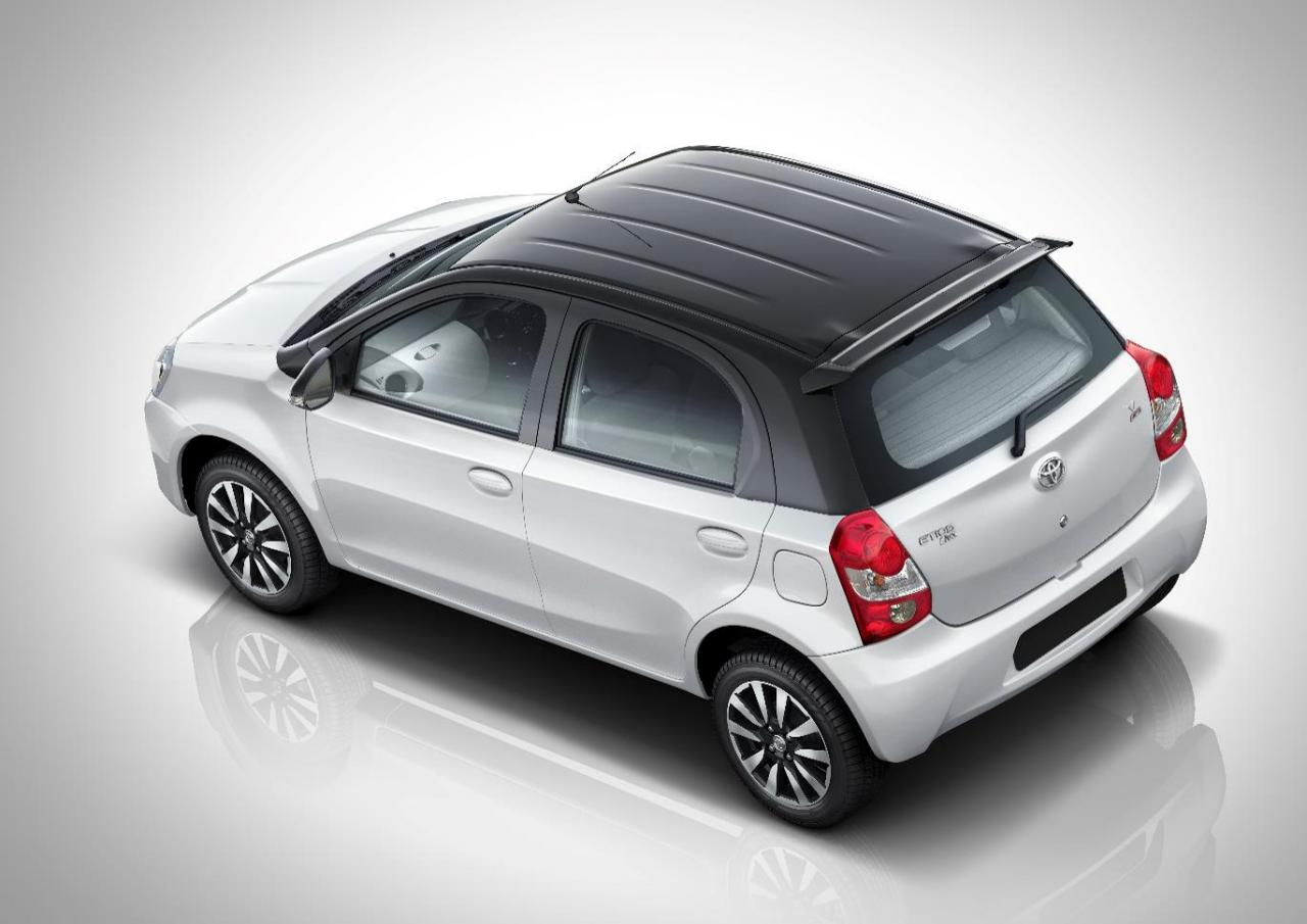 Toyota Etios Car Price In India
