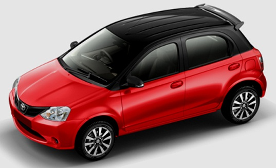 Toyota India Launches Limited Edition Etios Liva To