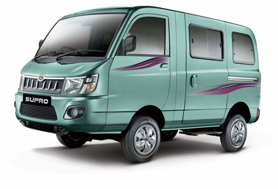 Mahindra Supro Maxitruck and 8-seater van launched - Rs. 4.25 lakh & Rs. 4.38 lakh