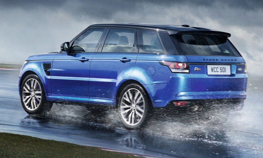 Range Rover Sport Svr Now On Sale In India At Rs 2 12 Crore