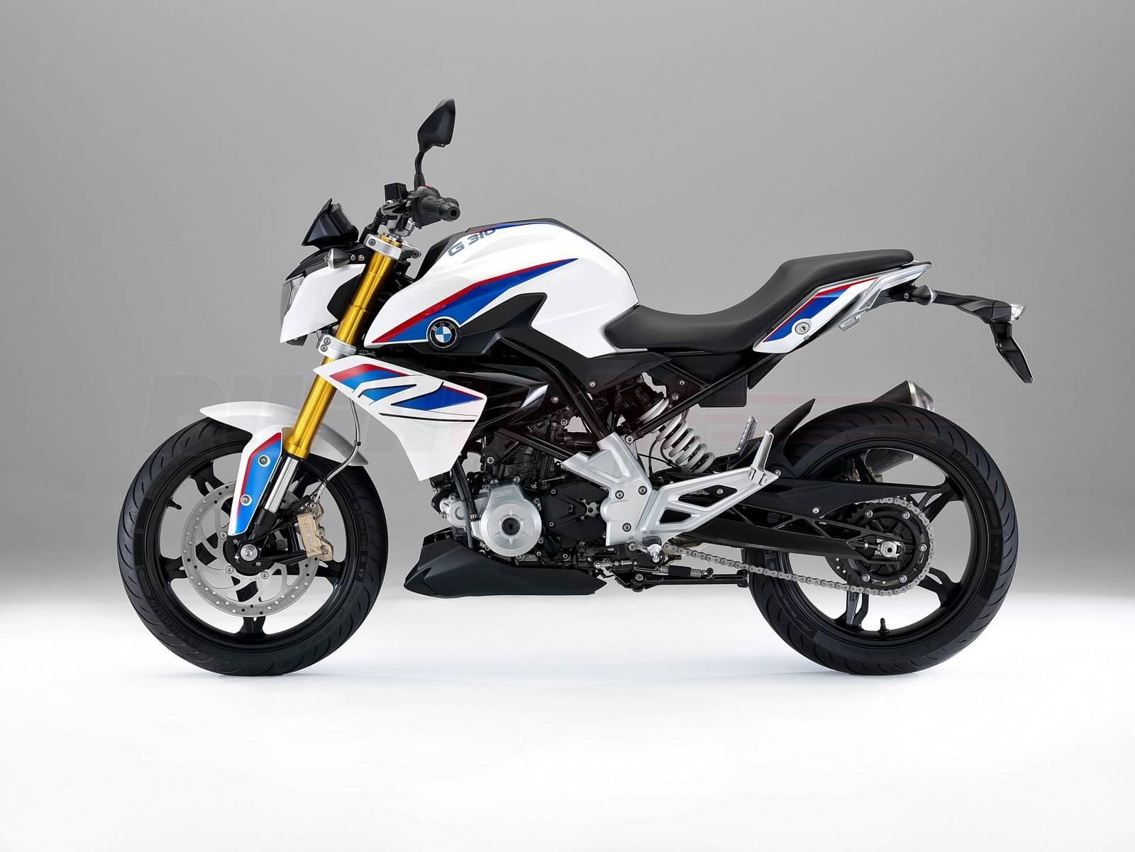... lovechild, the G310R breaks cover; Bajaj-KTM should be apprehensive