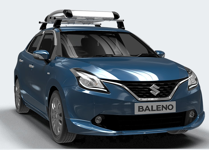 new maruti suzuki baleno gets over 30 accessories in india. Black Bedroom Furniture Sets. Home Design Ideas