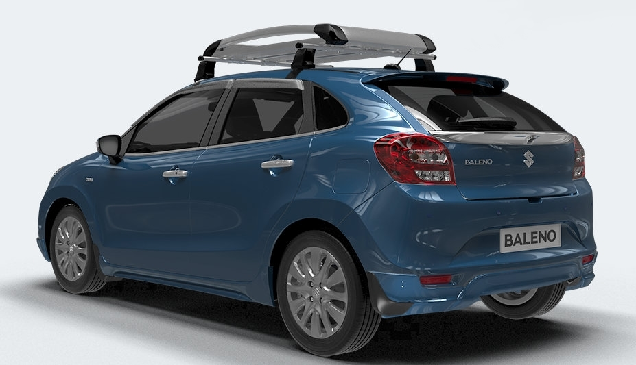 New Maruti Suzuki Baleno Gets Over 30 Accessories In India