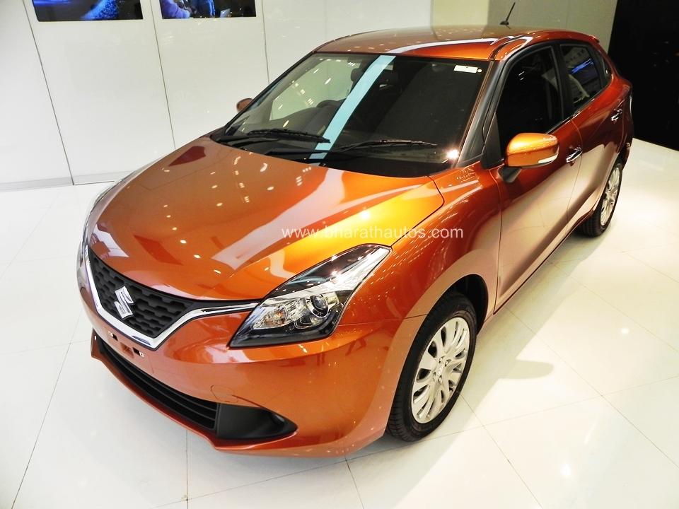 Suzuki Swift Orange