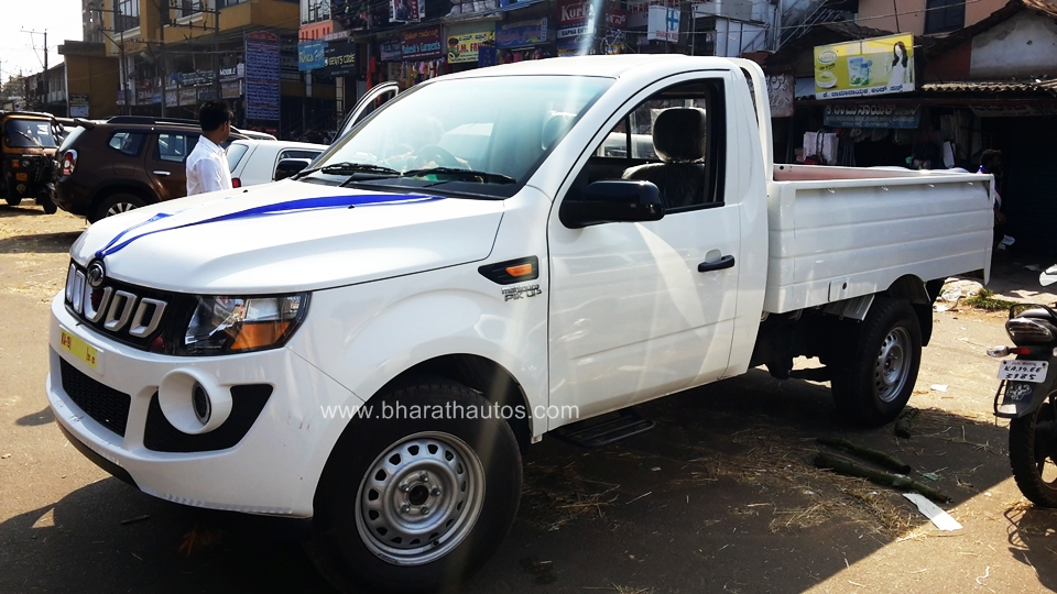 Mahindra Imperio Pick Up Sales Commence Ahead Of Launch