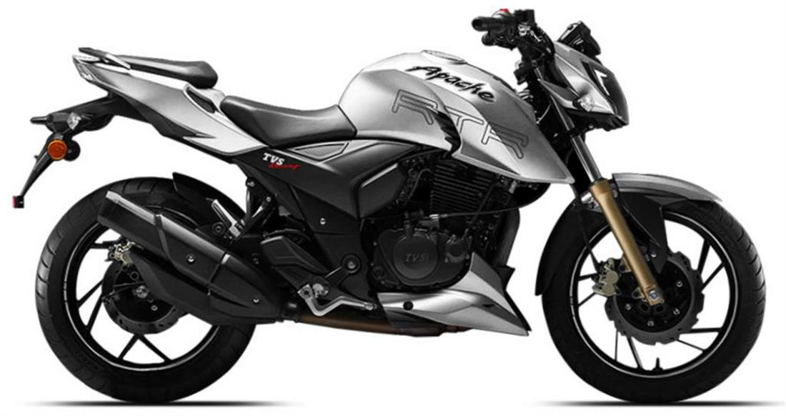 TVS Apache RTR 200 4V Is On-sale In India
